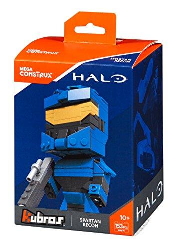 メガブロック メガコンストラックス ヘイロー 組み立て 知育玩具 DXB91 Mega Construx Kubros Halo Blue Spartan Recon Building Kitメガブロック メガコンストラックス ヘイロー 組み立て 知育玩具 DXB91