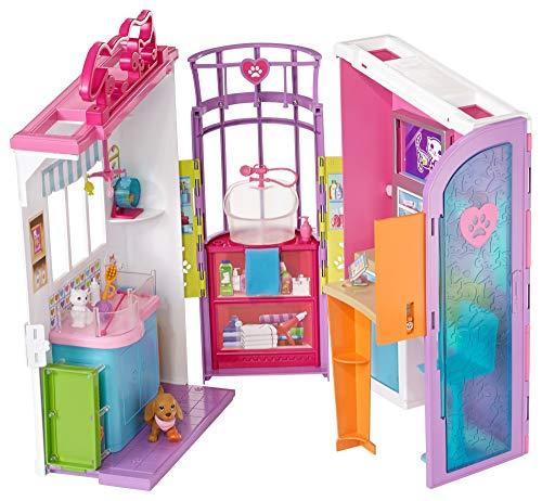 バービー バービー人形 日本未発売 プレイセット アクセサリ FBR36 Barbie Pet Care Center Playsetバービー バービー人形 日本未発売 プレイセット アクセサリ FBR36