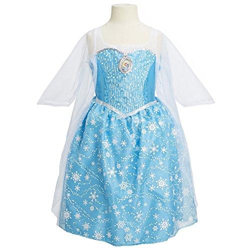 アナと雪の女王 アナ雪 ディズニープリンセス フローズン 【送料無料】Disney Frozen Elsa Musical Light Up Little Girls Dress, Size 7-8アナと雪の女王 アナ雪 ディズニープリンセス フローズン