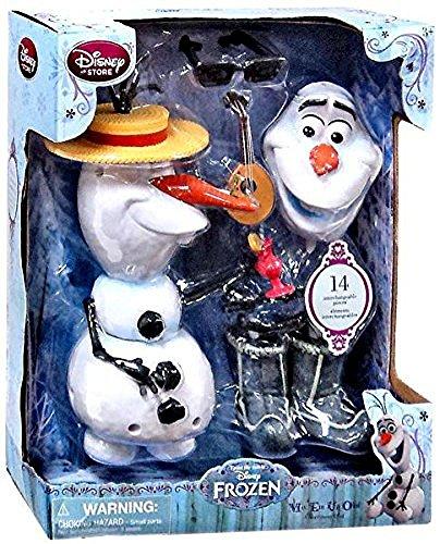 アナと雪の女王 アナ雪 ディズニープリンセス フローズン 【送料無料】Disney Frozen EXCLUSIVE 9 Inch Figure Playset Mix 'Em Up Olafアナと雪の女王 アナ雪 ディズニープリンセス フローズン