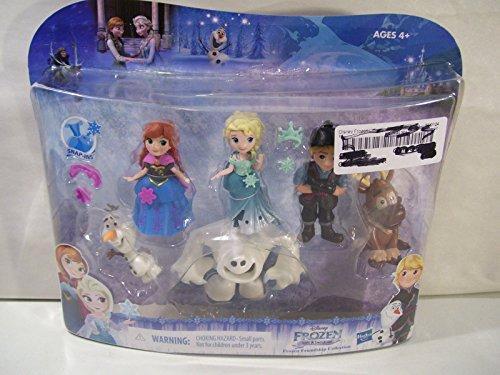 アナと雪の女王 アナ雪 ディズニープリンセス フローズン Disney Princess Little Kingdom Frozen Friendship Collection 3
