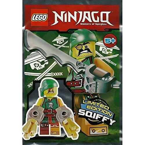 レゴ ニンジャゴー LEGO Ninjago Limited Edition Minifigure - Sqiffy (Foil Pack 891612)レゴ ニンジャゴー