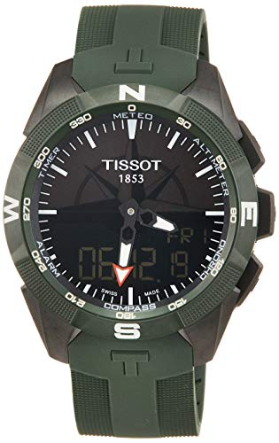 ティソ 腕時計 メンズ 【送料無料】Tissot T Touch Expert Solar II Mens Analog-Digital Watch T110.420.47.051.00ティソ 腕時計 メンズ