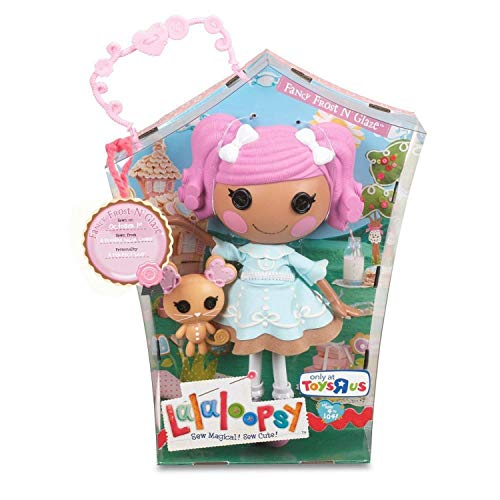 ララループシー 人形 ドール 5Star-TD Lalalaoopsy Full Size Fancy Frost N Glaze Doll - Exclusiveララループシー 人形 ドール