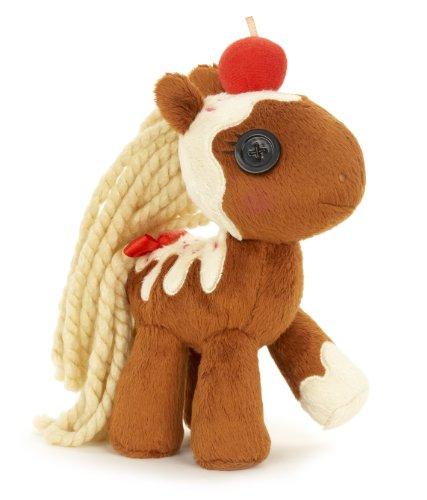 ララループシー 人形 ドール 527732AZ 【送料無料】Lalaloopsy Ponies Mocha Plushララループシー 人形 ドール 527732AZ