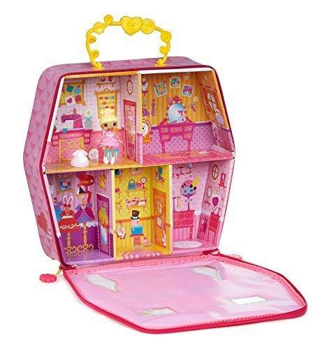 ララループシー 人形 ドール Lalaloopsy Minis Style 'N' Swap Carry Along House by Lalaloopsyララループシー 人形 ドール