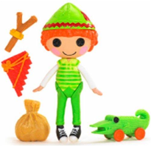 ララループシー 人形 ドール 509356 【送料無料】Lalaloopsy 3 Inch Mini Figure with Accessories Pete R. Canflyララループシー 人形 ドール 509356