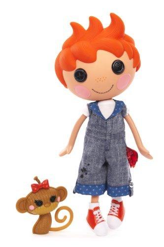 ララループシー 人形 ドール Lalaloopsy Ace Fender Bender Doll (Boy) by Lalaloopsyララループシー 人形 ドール
