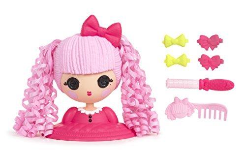 ララループシー 人形 ドール Lalaloopsy Girls Doll Styling Head Jewel Sparkles by Lalaloopsyララループシー 人形 ドール