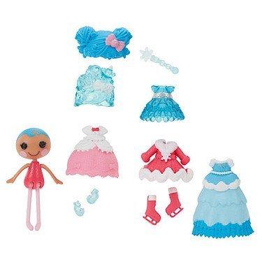 ララループシー 人形 ドール Lalaloopsy Princess Mittens MiniStyle 'N' Swap Doll by Lalaloopsyララループシー 人形 ドール