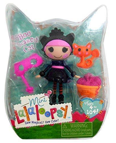 ララループシー 人形 ドール Mini Lalaloopsy Halloween Exclusive Boo Scaredy Cat by MGA Entertainmentララループシー 人形 ドール