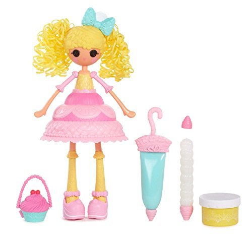 ララループシー 人形 ドール Lalaloopsy Candle Slice O' Cake Girls Fashion Doll by Lalaloopsyララループシー 人形 ドール