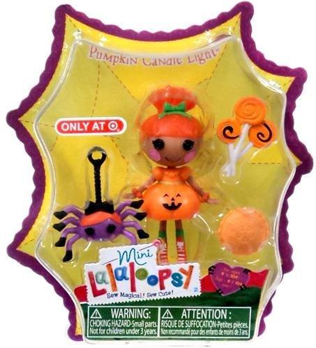 ララループシー 人形 ドール Mini Lalaloopsy Exclusive Pumpkin Candle Light by Lalaloopsyララループシー 人形 ドール