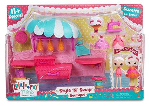 ララループシー 人形 ドール Lalaloopsy Minis Style 'n' Swap Boutique Playset by Lalaloopsy Miniララループシー 人形 ドール