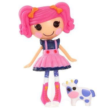 ララループシー 人形 ドール Mini Lalaloopsy Doll - Berry's Blueberry Party by Lalaloopsyララループシー 人形 ドール