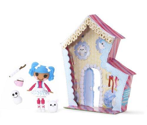 ララループシー 人形 ドール Lalaloopsy Mini Mittens Fluff 'n' Stuff Doll by Lalaloopsyララループシー 人形 ドール