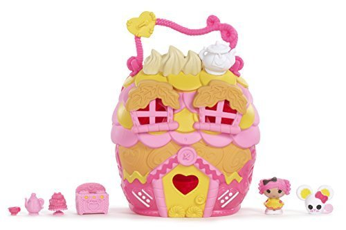 ララループシー 人形 ドール Lalaloopsy Tinies Houses Crumbs' House by Lalaloopsyララループシー 人形 ドール
