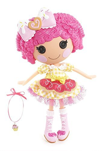 ララループシー 人形 ドール Import Rararupushi doll doll Lalaloopsy Super Silly Party Large Doll- Crumbs Sugar Cookie [parallel import goods]ララループシー 人形 ドール
