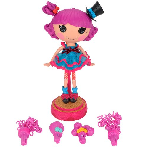 ララループシー 人形 ドール Lalaloopsy 12 inch Doll - Silly Hair Starララループシー 人形 ドール