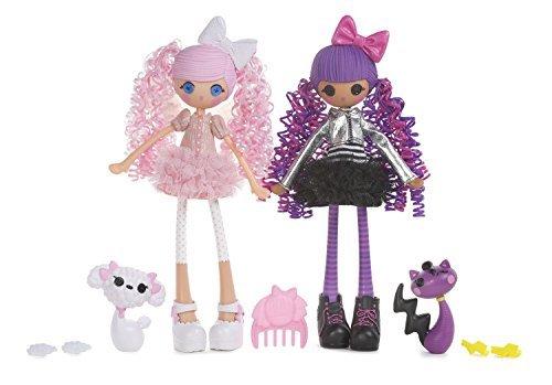 ララループシー 人形 ドール Import Rararupushi doll doll Lalaloopsy Girls Dolls 2-pack - Cloud E. Sky and Storm E. Sky [parallel import goods]ララループシー 人形 ドール