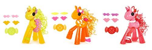 ララループシー 人形 ドール Lalaloopsy Ponies Bundle Pina, Pinkmelon & Tangerine 2013 Editionsララループシー 人形 ドール