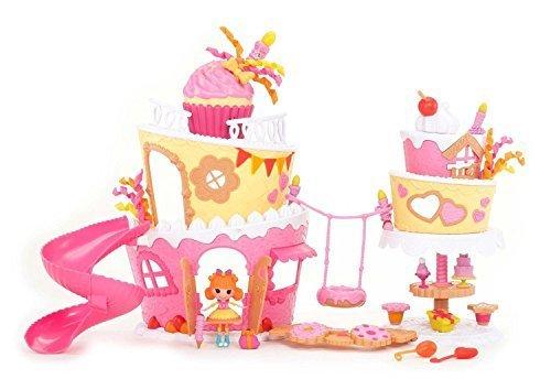 ララループシー 人形 ドール Import Rararupushi doll Doll Mini Lalaloopsy Super Silly Party Cake Playset [parallel import goods]ララループシー 人形 ドール