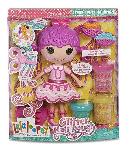 ララループシー 人形 ドール 544517 Lalaloopsy Glitter Hair-Dough Doll Toyララループシー 人形 ドール 544517