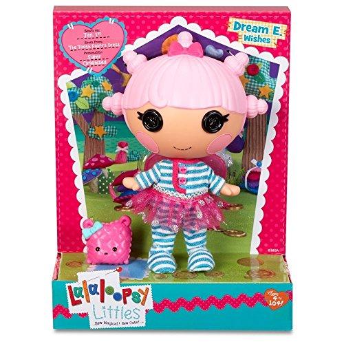 ララループシー 人形 ドール 533818AZ 【送料無料】Lalaloopsy Littles Doll- Dream E. Wishesララループシー 人形 ドール 533818AZ