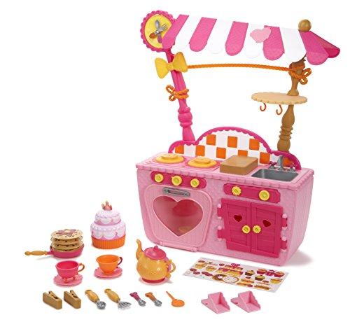 ララループシー 人形 ドール 542308 Lalaloopsy Magic Play Kitchen and Caf?ララループシー 人形 ドール 542308