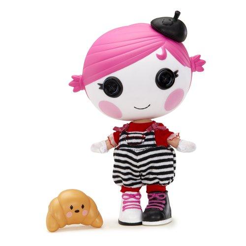 ララループシー 人形 ドール 520368 【送料無料】Lalaloopsy Littles Doll, Kat's Little Sister - Sherri Charadesララループシー 人形 ドール 520368