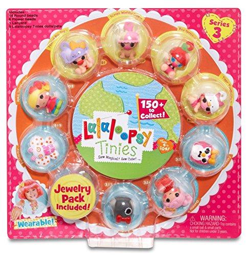 ララループシー 人形 ドール 534266 【送料無料】Lalaloopsy Tinies Doll (10-Pack)- Style 5ララループシー 人形 ドール 534266