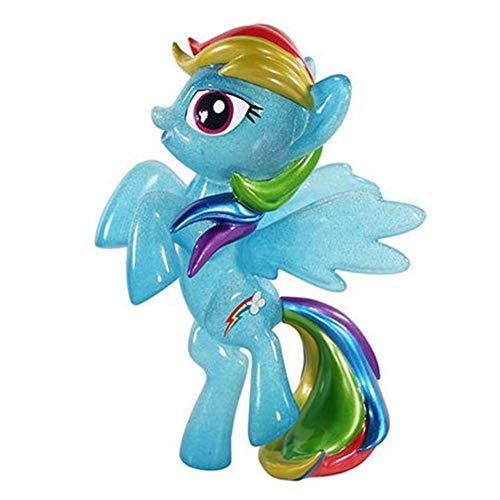 マイリトルポニー ハズブロ hasbro、おしゃれなポニー かわいいポニー ゆめかわいい 【送料無料】Funko Hikari Premium Japanese Vinyl My Little Pony Rainbow Dash Glitter Soマイリトルポニー ハズブロ hasbro、おしゃれなポニー かわいいポニー ゆめかわいい
