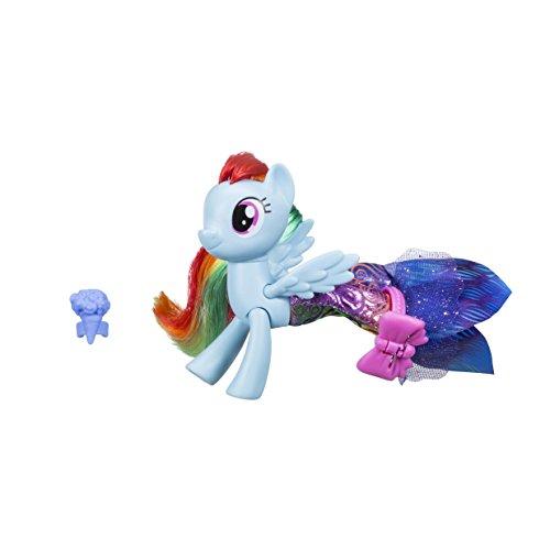 マイリトルポニー ハズブロ hasbro、おしゃれなポニー かわいいポニー ゆめかわいい C1828 【送料無料】My Little Pony The Movie Rainbow Dash Land & Sea Fashion Styleマイリトルポニー ハズブロ hasbro、おしゃれなポニー かわいいポニー ゆめかわいい C1828