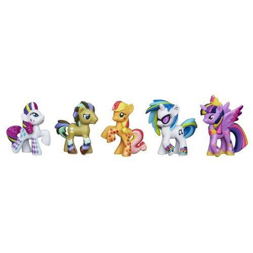 マイリトルポニー ハズブロ hasbro、おしゃれなポニー かわいいポニー ゆめかわいい A5463000 【送料無料】My Little Pony, Rainbow Pony Favorite Set [Dr. Hooves, Dマイリトルポニー ハズブロ hasbro、おしゃれなポニー かわいいポニー ゆめかわいい A5463000