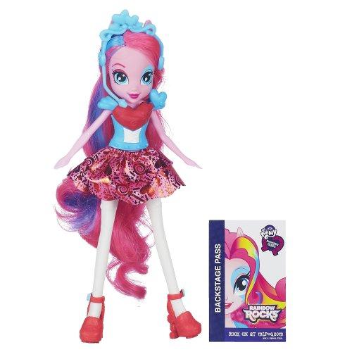 マイリトルポニー ハズブロ hasbro、おしゃれなポニー かわいいポニー ゆめかわいい A6773000 【送料無料】My Little Pony Equestria Girls Pinkie Pie Doll - Rainbowマイリトルポニー ハズブロ hasbro、おしゃれなポニー かわいいポニー ゆめかわいい A6773000