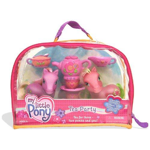 マイリトルポニー ハズブロ hasbro、おしゃれなポニー かわいいポニー ゆめかわいい 【送料無料】My Little Pony Tea Partyマイリトルポニー ハズブロ hasbro、おしゃれなポニー かわいいポニー ゆめかわいい