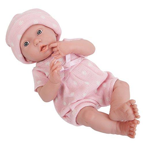 ジェーシートイズ 赤ちゃん おままごと ベビー人形 18537 La Newborn Boutique - Realistic 15