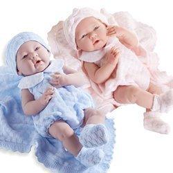 無料ラッピングでプレゼントや贈り物にも。逆輸入並行輸入送料込 ジェーシートイズ 赤ちゃん おままごと ベビー人形 18053; 18054 【送料無料】JC Toys La Newborn Pretty Knit Girl and Boy Twin Dolls Baby Dollsジェーシートイズ 赤ちゃん おままごと ベビー人形 18053; 18054