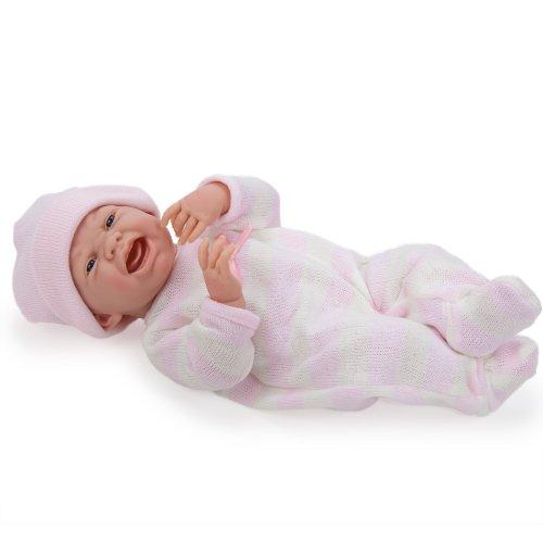 ジェーシートイズ 赤ちゃん おままごと ベビー人形 18539 JC Toys La Newborn - Real Girlジェーシートイズ 赤ちゃん おままごと ベビー人形 18539