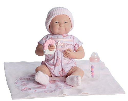 新しいコレクション ジェーシートイズ by 赤ちゃん おままごと ベビー人形 18781 JC Gift 15.5