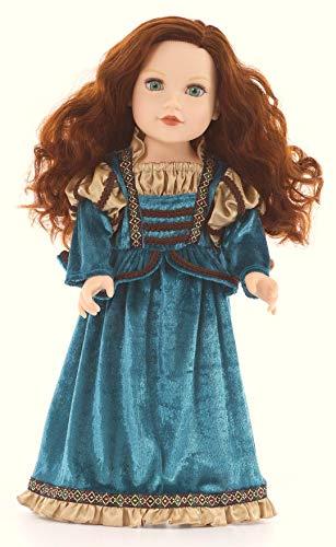 メリダとおそろしの森 メリダ ブレイブ ディズニープリンセス Little Adventures41330 Little Adventures Scottish Princess Matching Doll Dressメリダとおそろしの森 メリダ ブレイブ ディズニープリンセス Little Adventures41330