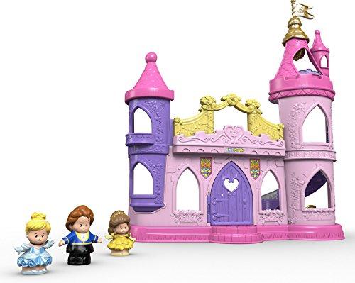 美女と野獣 ベル ビューティアンドザビースト ディズニープリンセス CGT78 Fisher-Price Little People Disney Princess, Musical Dancing Palace美女と野獣 ベル ビューティアンドザビースト ディズニープリンセス CGT78