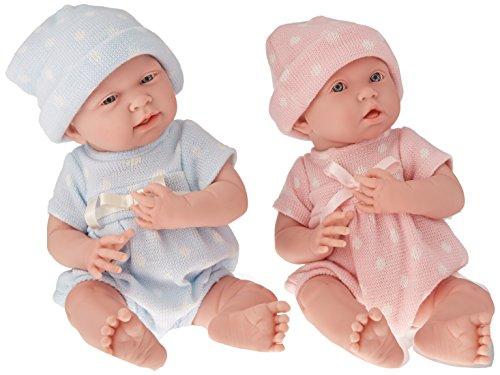 ジェーシートイズ 赤ちゃん おままごと ベビー人形 009243151562 JC Toys My Precious Twin Realistic Baby Dollジェーシートイズ 赤ちゃん おままごと ベビー人形 009243151562