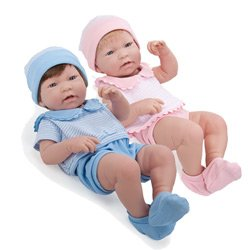 ジェーシートイズ 赤ちゃん おままごと ベビー人形 009243899884 JC Toys So Lifelike Twin Realistic Baby Dollジェーシートイズ 赤ちゃん おままごと ベビー人形 009243899884