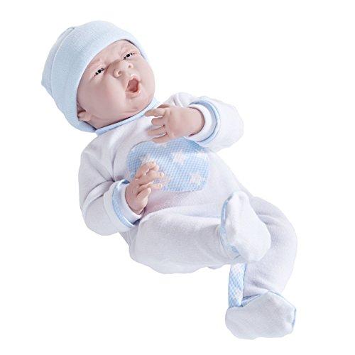 ジェーシートイズ 赤ちゃん おままごと ベビー人形 18056 JC Toys La Newborn in Cuddly White Pajamas. Realistic 15