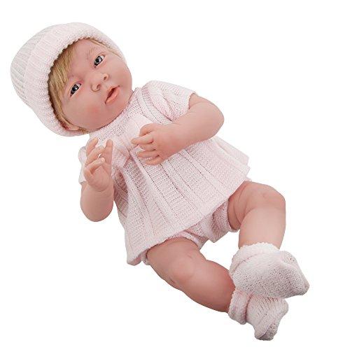 ジェーシートイズ 赤ちゃん おままごと ベビー人形 18517 JC Toys Cuddly Realistic Newborn Girl Baby Dollジェーシートイズ 赤ちゃん おままごと ベビー人形 18517