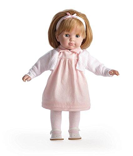 ジェーシートイズ 赤ちゃん おままごと ベビー人形 30004 【送料無料】JC Toys Blonde Toddler Doll, 14-Inch Soft Body Doll Dressed in Pretty Pink and White Dress. Open and close eyes. Designed bジェーシートイズ 赤ちゃん おままごと ベビー人形 30004