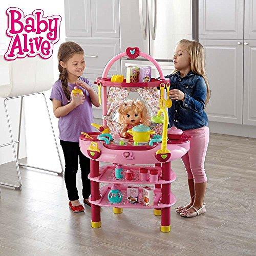 おままごと ベビーアライブ Care Set Cook Alive 赤ちゃん おままごと 赤ちゃん Baby ベビー人形 Nベビーアライブ N ベビー人形