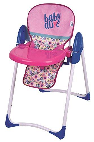 ベビーアライブ 赤ちゃん おままごと ベビー人形 D93191 Baby Alive Doll Deluxe High Chair Toyベビーアライブ 赤ちゃん おままごと ベビー人形 D93191