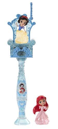 白雪姫 スノーホワイト ディズニープリンセス T0373 【送料無料】Disney Princess Magical Minis Snow White and Ariel Wand白雪姫 スノーホワイト ディズニープリンセス T0373